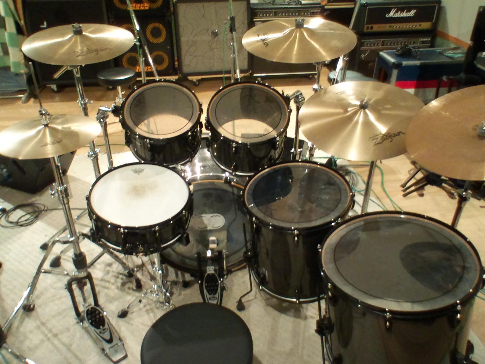 ドラムチューニングの基本