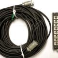 配線を効率化する「マルチケーブル」の構造と特徴
